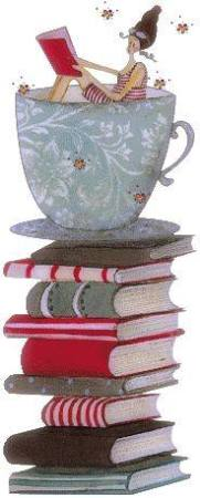 books and cups