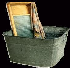 washing board
