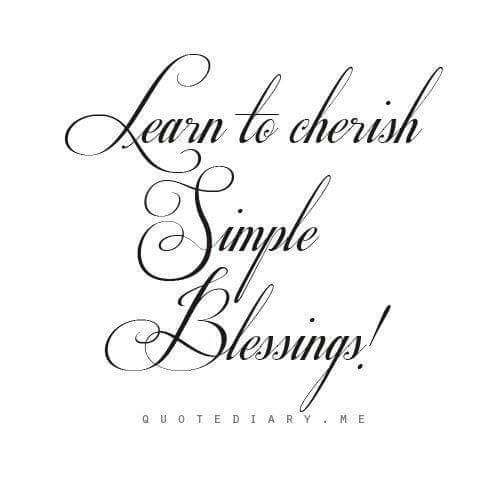 learn to cherish
