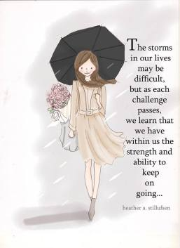 storms in life